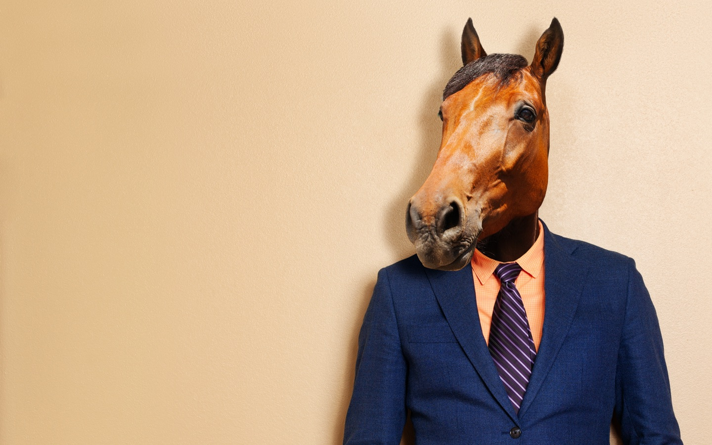 Be A Thoroughbred